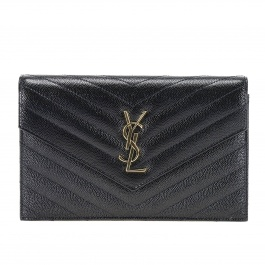 Мини-сумка SAINT LAURENT 393953 BOW01