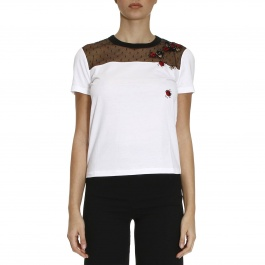 Camiseta Red Valentino MR3MG05D 2T7