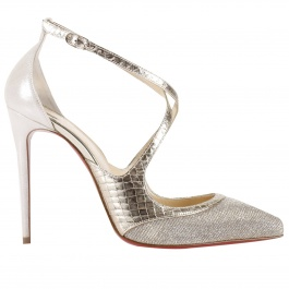 Heeled sandals Christian Louboutin 1170306