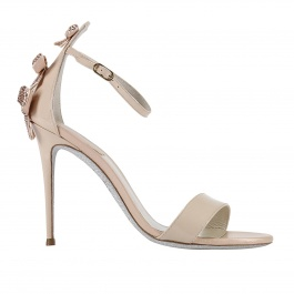 Heeled sandals Rene Caovilla C08884 105
