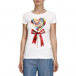 T-shirt Moschino Love W4B193H E1512