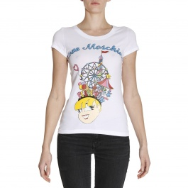 T-shirt Moschino Love W4B193I E1512