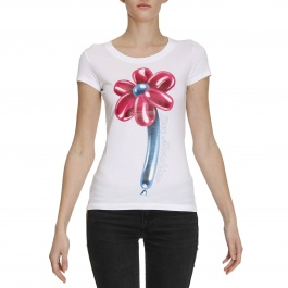 T-Shirt Moschino Love W4B193L E1512