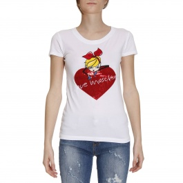 T-Shirt MOSCHINO LOVE W4B193M E1512