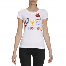 T-Shirt MOSCHINO LOVE W4B193N E1512