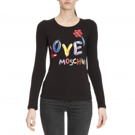 T-shirt Moschino Love W4B813L E1512
