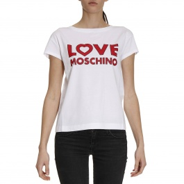 T-shirt Moschino Love W4F3025 M3517