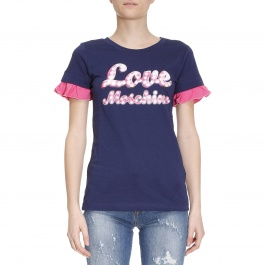 T-Shirt MOSCHINO LOVE W4F9401 M3517