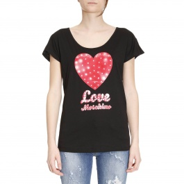 T-shirt Moschino Love W4G4126 M3708