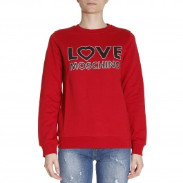 Sweatshirt MOSCHINO LOVE W630703 M3581