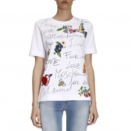 T-Shirt Moschino Love W4F1533 M3517