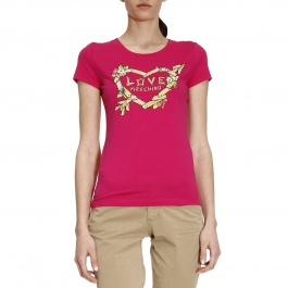 T-shirt Moschino Love W4B193O E1698