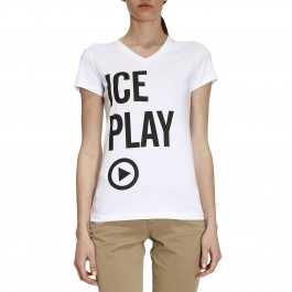 T-shirt Ice Play F051 P406