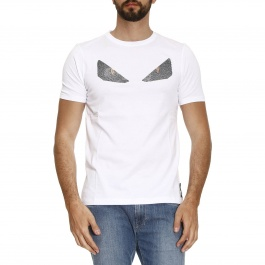 T-shirt Fendi FY0682 1JJ