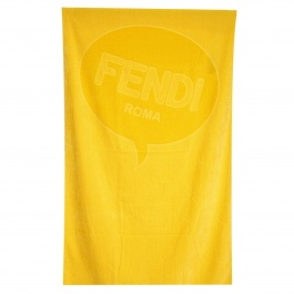 Beach towel Fendi FXX005 SWJ
