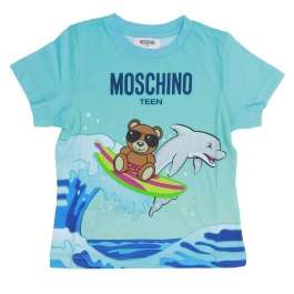T-shirt Moschino Kid HXM018 LAA00