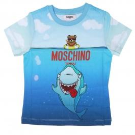 T-shirt Moschino Kid HYM018 LAA00