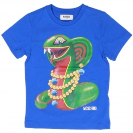 T-shirt Moschino Kid HRM00D LAA02