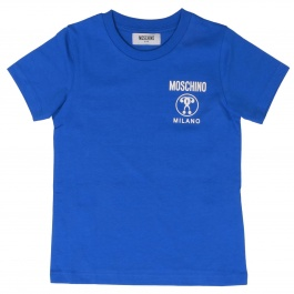 T-shirt Moschino Kid HVM01I LAA03