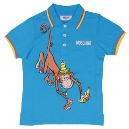 T-shirt Moschino Kid HUM01M LAA03
