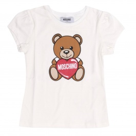 T-shirt Moschino Kid HDM021 LBA00