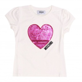 T-shirt Moschino Kid HFM021 LBA00