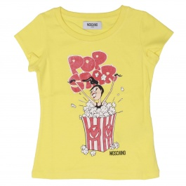 T-shirt Moschino Kid HKM01H LBA00