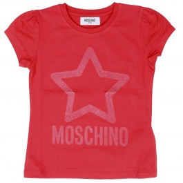 T-shirt Moschino Kid HEM021 LBA00