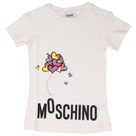 T-shirt Moschino Kid HDM022 LAA00