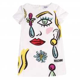 Dress Moschino Kid HGV004 L2A00