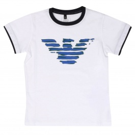 T-shirt Armani Junior 3Y4T03 4J0WZ
