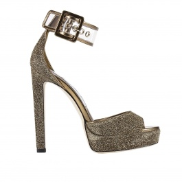 Heeled sandals Jimmy Choo MAYNER130 RPX