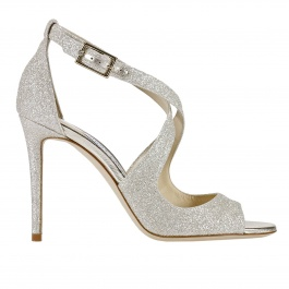 Heeled sandals Jimmy Choo EMILY100 DGZ