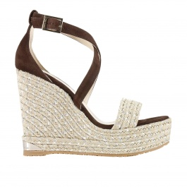 Wedge shoes Jimmy Choo PORTIA120 DWO
