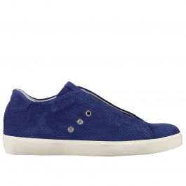 Sneakers Leather Crown M236 ,