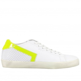 Sneakers Leather Crown MLC09 .