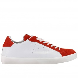 Sneakers Leather Crown MONESIDE