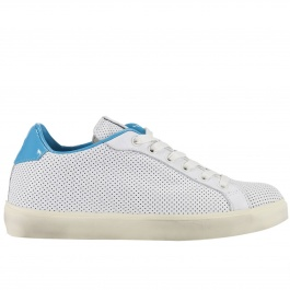Sneakers Leather Crown WLC06 ,