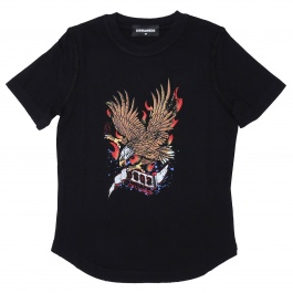 T-shirt Dsquared2 Junior DQ02BR D00MR