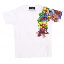 T-shirt Dsquared2 Junior DQ020I D00MX