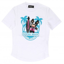 Футболка DSQUARED2 JUNIOR DQ020Q D00MN
