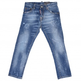 Jeans DSQUARED2 JUNIOR DQ01PW D00NB