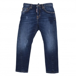 Jeans DSQUARED2 JUNIOR DQ01PU D00N8