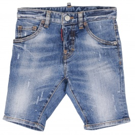 Джинсы DSQUARED2 JUNIOR