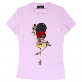 Футболка DSQUARED2 JUNIOR DQ028A D00MM