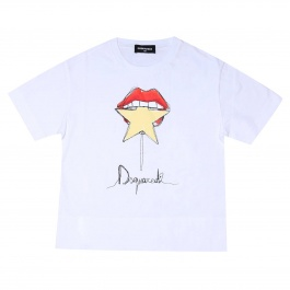 T-Shirt DSQUARED2 JUNIOR DQ028E D00MM