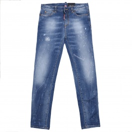 Jeans Dsquared2 Junior DQ01DX D00NB