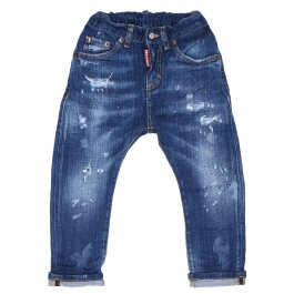 Jeans DSQUARED2 JUNIOR DQ01TC D00N5