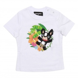 Футболка DSQUARED2 JUNIOR DQ025H D00MM