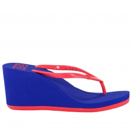 Wedge shoes Ea7 Swimwear